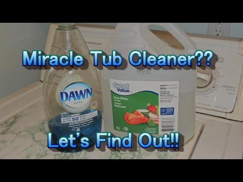 Miracle Bath Tub Cleaner
