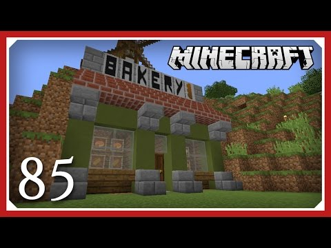 Minecraft: Small Bakery | E085 | 1.11 Vanilla Survival Single-player (SSP)