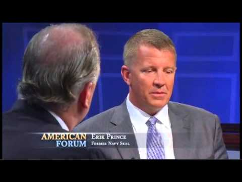 Erik Prince: Why US Military Needs Contractors
