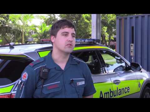 3,300 paramedics, nurses, doctors and hospital staff were assaulted in Queensland last year