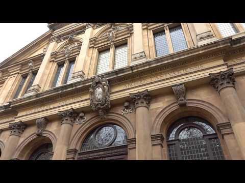 Oxford tour 2017