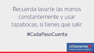 Medidas de Higiene #Cadapasocuenta