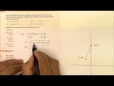 IH 007 Distance Formula HW #4