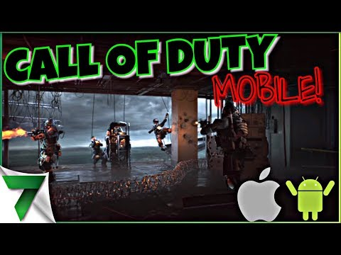 CALL OF DUTY BATTLE ROYALE COMING TO MOBILE!!