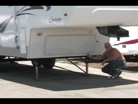 SteadyFast Stabilizers for RV, Fifth Wheel & Travel Trailer