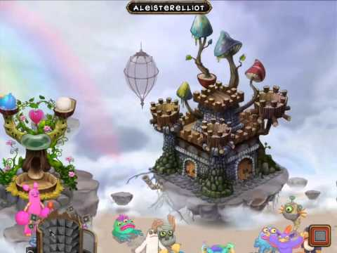 [My Singing Monsters] How to breed riff and rare riff