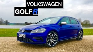2018 Volkswagen Golf R Review - Inside Lane
