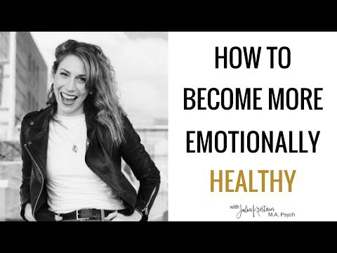 How to Become Emotionally Healthy | Boost Your EQ