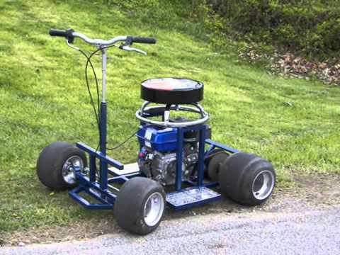 DIY Build Your Own ... Bar Stool Racer..  plans 4 sell..   man riding wheelie