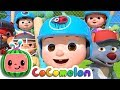 Take Me Out To The Ball Game CoCoMelon Nursery Rhymes Kids Songs