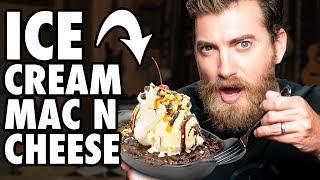 Ice Cream Sundae Mac And Cheese Taste Test