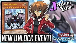 Yu-Gi-Oh! Duel Links] DAY ONE 5DS WORLD CHARACTERS CONFIRMED