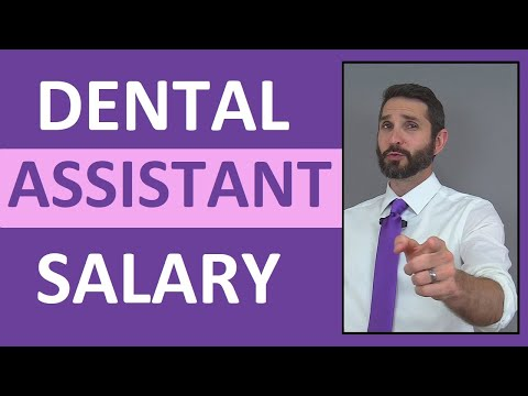 Dental Assistant Salary Income How Much Money Does A Dental Assistant