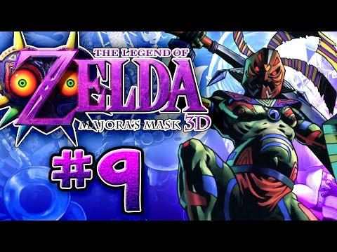 Zelda Majora's Mask 3D: Woodfall Temple (Part 9)