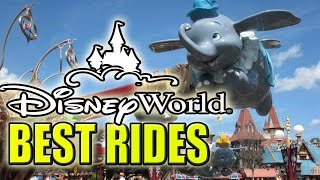 10 Best Disney World Rides You NEED To Go On
