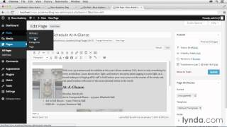 Dreamweaver CC and Wordpress Tutorial #33 Developing category driven pages