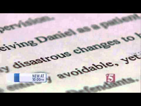 Daniel Cantrell Nashville Medical Malpractice Lawyers - Cummings Manookian Nashville Trial Lawyers