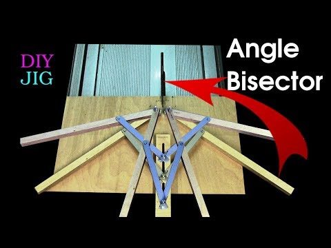 Is This The Most Ingenious Mitre Sled Ever? - DIY JIG
