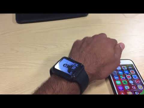 How to create Watch Face on Apple watch series 3?