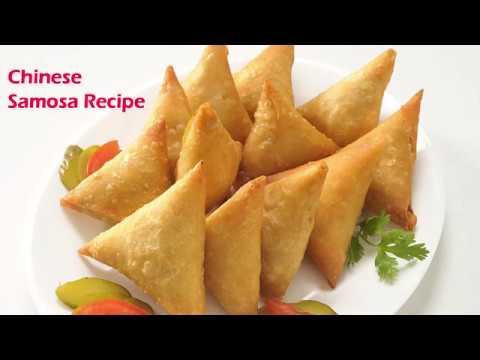 Chinese Samosa Recipe