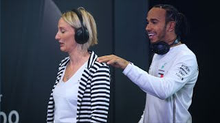 Lewis Hamilton Surprises F1 Superfans with Bose!