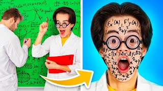 What if You Became a Genius!/ 11 Funny Situations