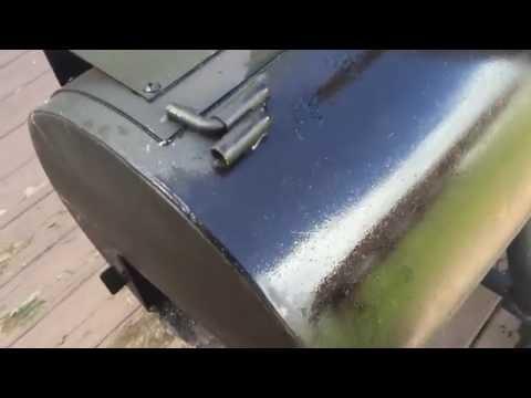 Cleaning and Maintenance of Oklahoma Joe's Highland Smoker