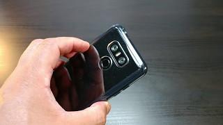 LG G6 , Ringke Tough FUSION TPU Bumper Case