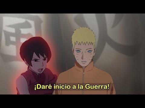 Naruto Uzumaki se HUMILLA rogando perdón a los KAGES