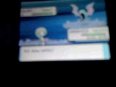 How2catch regigigas 4 pokemon diamond