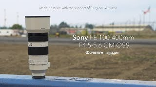 Product overview: Sony FE 100-400mm F4.5-5.6 G