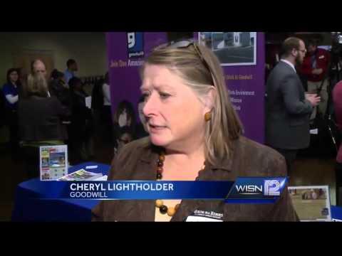 Hiring our Heroes job fair helps veterans find jobs
