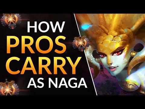 Xxx Mp4 NAGA SIREN CARRY IS INSANE Tips To CRUSH GAMES As Safelane Naga Dota 2 Pro Guide 3gp Sex