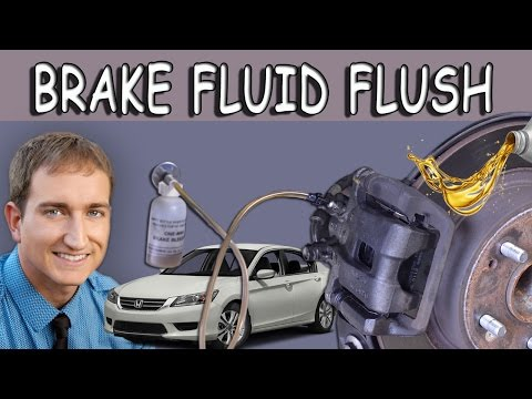 How to Flush and Replace Car Brake Fluid