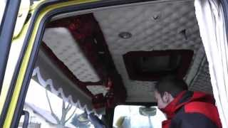 Mike's SCANIA Interior - Making of