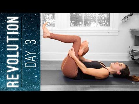 Revolution - Day 3 - Honor Practice - Yoga With Adriene