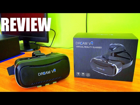 DREAM VR Headset Unboxing and Review