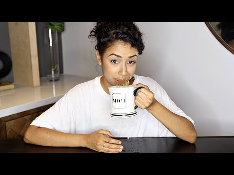 THE REASON I DON'T DRINK... TEA WITH LIZA