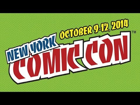 New York City Comic-Con ☆2014☆【Part 2 Of 2】