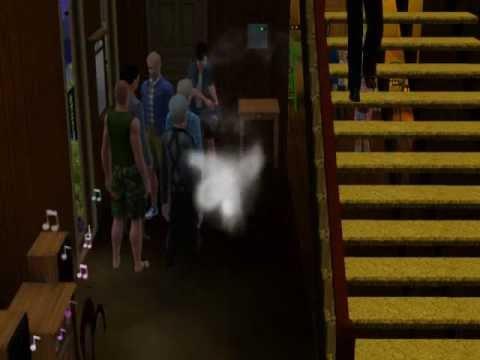 Sims 3 - Banishing a Spirit