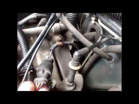 Jeep Crankshaft Position Sensor Replacement (CKP, CKPS, CPS)