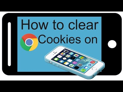 How to Clear Cookies on Google Chrome on iPhone