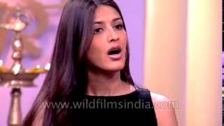 Ajay Devgan and Sonali Bendre speak about the film