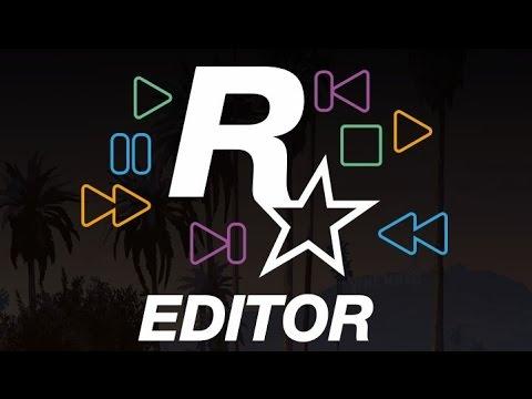GTA 5 Editor: Test Vid