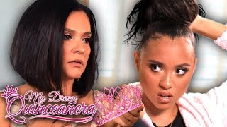 Doing Your Own Quince Hair   My Dream Quinceañera - Honey EP 5