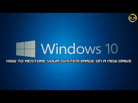 Windows 10 Backup: How To Restore Your System Image On A New Drive