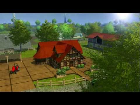 Farming Simulator 2013: The launch trailer!