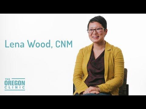 Lena Wood, Certified Nurse Midwife
