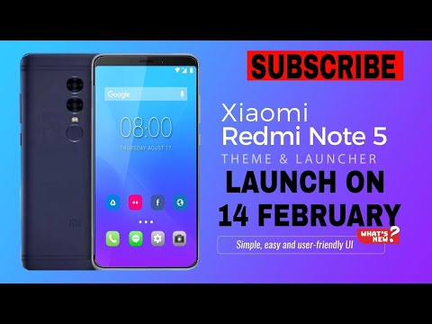 REDMI Note 5 Coming  on 14 feb. | MUST WATCH Redmi note 5 Launch on 14 feb 2018 . | Leaks redmi note