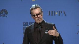 Gary Oldman: Harvey Weinstein gave me the